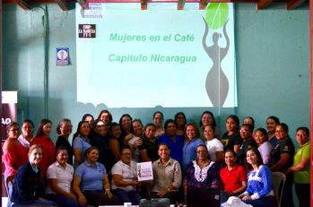 mujeres cafe nicaragua