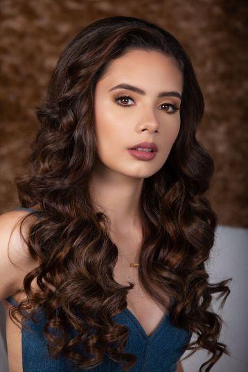 Inés López Sevilla, Miss Nicaragua 2019. (Fotografía Oficial: Manuel Matus )