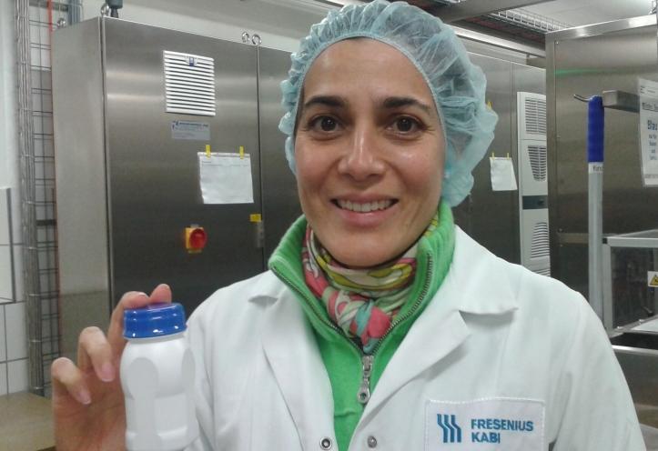 Fernanda Martinez Alimentos - Alemania - Fresenius Kabi (1)