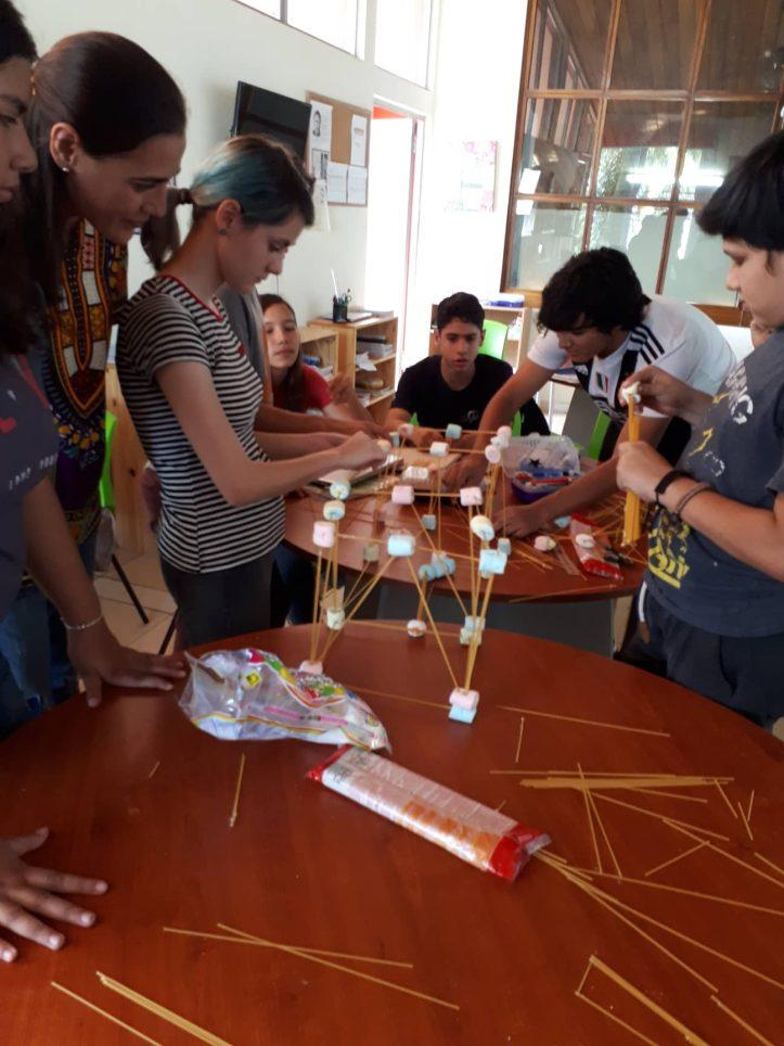 Fernanda Martinez Educación - El Salvador - Los Castaños Alternative School